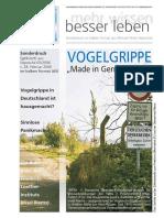 Vogelgrippe Msde in Germany