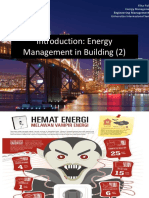 Energy Management in Building2