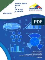 Libro Caracterizacion Del Perfil Del Docente de Los Programas de Administracion