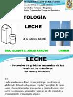 Bromat- Lacteos- Dra. Gladys Arias.31.10.17