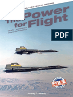 Power for Flight Nasas Contributions to Aircraft Propulsion the - Jeremy r. Kinney