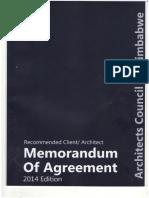 Agreement Pg 1