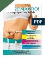 E-book Pense Magro e Emagreça - Psicóloga Célia Prado