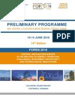 Preliminary Programme FOREN 2018 v 28.03