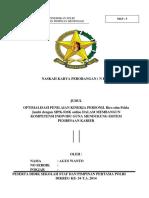 NKP Optimalisasi Penilaian Kinerja Melalui Smk Online