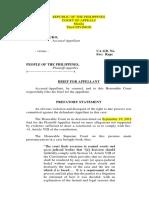 15. Appellant's Brief. FINAL
