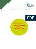 2STI - SRC_SPR - Produccion y Emision de Un Programa en Directo Desde Unidad Movil(1)