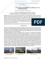 Dynamic Analysis of Cable Stayed Bridge for Different Pylon Configuration
