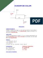 Programação EXCEL VBA (Trocador de Calor Enunciado)