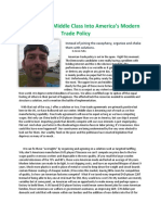 Reforming Trade Policy (1)