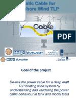 Marin Cable JIP