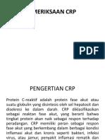 131411294-Pemeriksaan-Crp.pptx