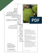Desarrollo de Una Metodología Para Integrar Las TIC