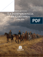 Historia Que No Cesa La Independencia