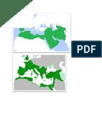 Karte Isl Carstva