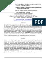 """83-201-3-Ed - Perancangan Aplikasi """"Lorong Garden"""" Sebagai Solusi Peningkatan Ekonomi Masyarakat Makassar Dan Penghijaun Dunia"""