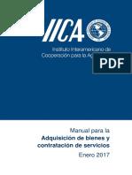 Manual Adquisicion Bienes Iica