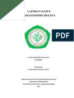 Laporan CBD-Hematemesis Melena