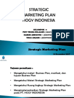PPT Kelompok 11 Strategic Marketing Plan