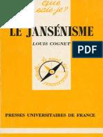 Cognet, Louis - Le Jansénisme