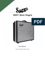 Supro 1695T Black Magick Manual