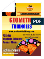Geometry Triangles