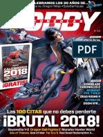Hobby Consolas - Enero 2018