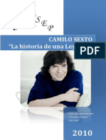 Biografia Camilo Sesto