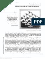 Proceso de La Investigaci n Cualitativa Epistemolog a Metodolog a y Aplicaciones 15-25