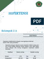 KELOMPOK 2A HIPERTENSI