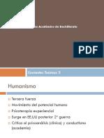 Corrientes Te Ricas Humanismo