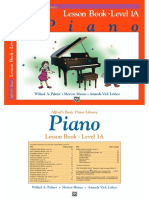 Alfred's Basic Piano, Lesson Book 1A
