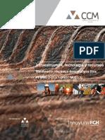 Cuaderno de Infraestructura Para minería