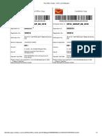 Post Office Challan - KPSC Job Notification