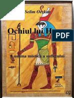 Selim Oezkan - Ochiul Lui Horus