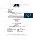 2000/2004/2008 Democratic Party of Hawaii Certifications of Nomination for Presidential Candidates -