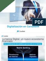Deloitte ES Servicios Financieros Encuentro Sector Financiero 2016 CaixaBank
