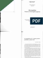 El resurgimiento de la historia politica Halperin.pdf