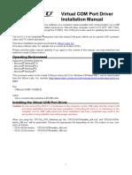 USB Driver Installation Manual ENG 1610-B0 (1)
