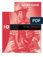Firefighter Candidate Prep Guide