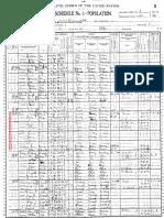 1900 Lott TX Census