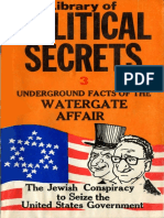 Aguila Esteban - Underground Facts of the Watergate Affair