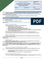 Protocolo Sedação e Analgesia Prolongados