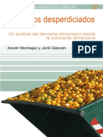 Alimentos Desperdiciados Un Analisis Del