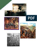 Imagenes de La Guerra Del Pacifico