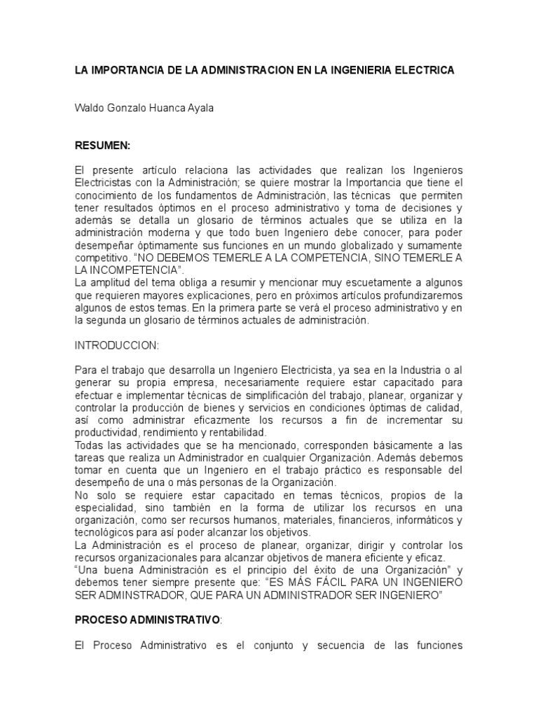 Excepcional Resume El Objetivo De La Carrera Ornamento - Ejemplo De ...