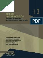 MEDIOS IMPUGNATORIOS problemas de aplicacion del NCPP 2004.pdf