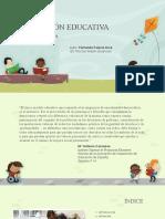 La Inclusión Educativa