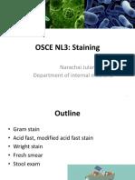 Organism Staining Osce