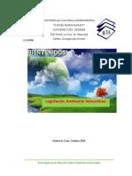 Legislacion Ambiental en Vzla Und IV (Ecologia)
